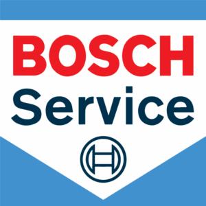 Bosch Service Logo Header